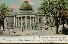 Yale University Woolsey Hall & Dining Hall Tuck's Connecticut CT Postcard B6