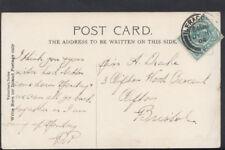 Genealogy Postcard - Drake - 3 Clifton Wood Crescent, Clifton, Bristol  RF1033