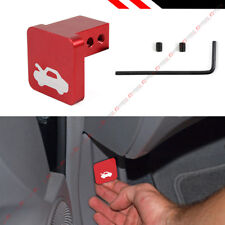FOR HONDA CIVIC CR-V ELEMENT RIDGELINE HOOD RELEASE PULL LATCH HANDLE OPENER RED