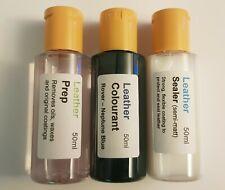 Rover 75 Neptune Blue Leather Colourant/dye Kit.