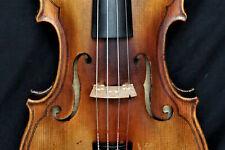 "Alte 4/4 Geige bez. ""CASPARO DA SALO BRESCIA 1575"""