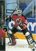 1994 - 1995 Upper Deck Electric Ice Martin Brodeur #96 New Jersey Devils