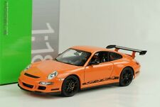 1 18 Welly Porsche 911 (997) GT3 RS White/black
