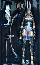 New Square Enix Play Arts Kai Final Fantasy XII FF12 Fran Action Figure no box