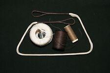 Handmade high quality linen crossbow string for re-enactment/larp/antique