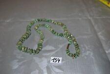 C154 Ancien collier - dames - pierres 2