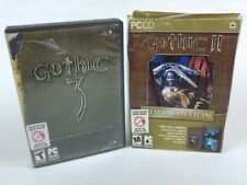 Gothic II Gold Edition & Gothic 3 PC