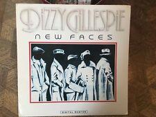 DIZZY GILLESPIE - New Faces ~ GRP 1012 {nm orig} w/Brandford Marsalis, Plexico