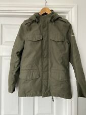 Carhartt WIP Women's Hickman Jacket Khaki Green Small - UK8-10