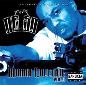 Deso Dogg - Murda Cocctail Vol. 1 CD (Kaisaschnitt, Hassmonstas, Lil Deso)