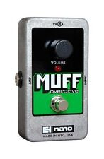 Electro-Harmonix Nano Muff Overdrive Effects Pedal