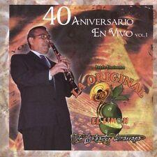40 Aniversario, En Vivo, Vol. 1 by Original Banda el Limón de Salvador Lizárraga
