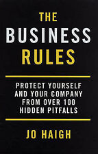 The Business Rules: Protect yourself and your company from over 100 hidden pitfa
