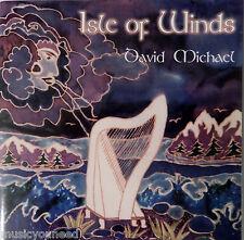 David Michael - Isle of Winds (Harp) (CD 1999, Purnima Productions) VG+++ 9.5/10