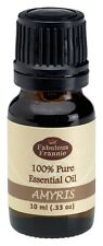AMYRIS 10ml Pure Therapeutic Essential Oil BUY 3 GET 1 FREE Fabulous Frannie