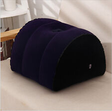Couple Game Wedge Inflatable Cushion Foam Sex Pillow Position Aid Ramp Furniture