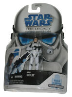 Star Wars The Legacy Collection Han Solo (2008) Hasbro Figure BD No. 31