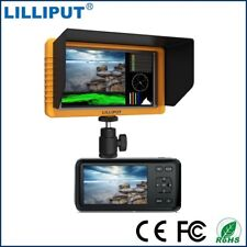 "Lilliput Q5 5.5"" 1920*1200 Full Hd Camera Monitor 3G Sdi Hdmi Cross Conversion"