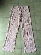 LADIES SOFT  PINK PJ BOTTOMS SIZE 8/10 FROM GEORGE