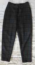 Mens Boys Willi Smith Tweed Wool Blend Dress Pants Size 10 Small