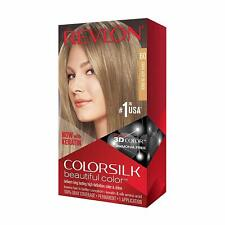 Revlon Colorsilk Natural Hair Color, 6A Dark Ash Blonde free shipping UK