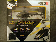 Remote Control Gyro Flyer  RC Helicopter RED 5