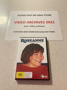 Roseanne: Sixth Season 6 (DVD, 3 Discs)  Region 4 - Free Postage