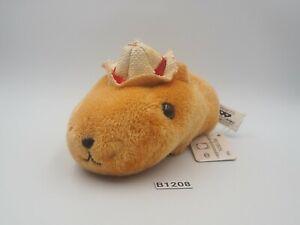 "Capybara-san B1208 KAPIBARA-SAN Banpresto 2009 Plush TAG 5.5"" Toy Doll Japan"