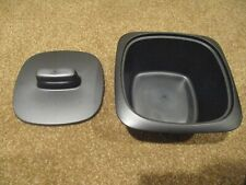 Tupperware UltraPro 2 Cup Mini w/Lid~Freezer Oven & Microwave #6994A 6995A