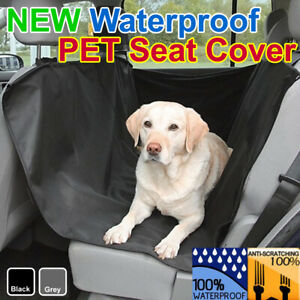 Waterproof Pet Car Seat Cover Travel Protector Dog Cat Blanket Bed AU Stock 001