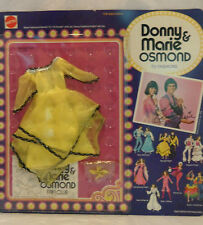1977 Donny & Marie Osmond T.V. Fashions Nip #9820 Starlight Night Dress