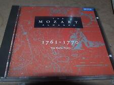 Mozart Almanac Early Years Vol 1 1761-1763  CD Decca