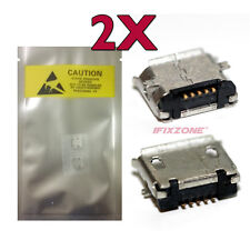 2 X New Micro USB Charging Sync Port Charger For Sony Experia X10 Mini E10i USA