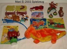 Satz Maxi  Ei Inhalte 5 Stück von  2003  Spielzeug  BPZ