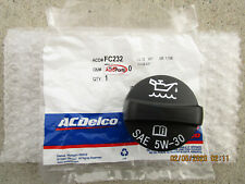 GM GMC CHEVY SATURN 12621520 ACDELCO FC-232 ENGINE OIL FILLER FLUID CAP OEM NEW