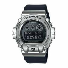 New Casio G-SHOCK GM-6900-1ER Case Steel And Resin Watch Strap Black Cool