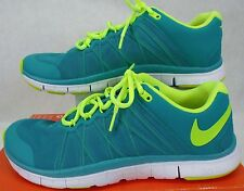 New Mens 11 NIKE Free Trainer 3.0 Turbo Green Shoes $110 630856-371
