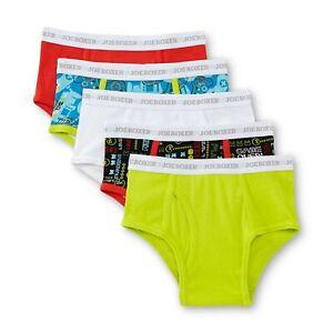 NIP Underwear Briefs for Kid's Boy's Joe Boxer