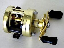 Amano Round Baitcasting Reel CNC Full Metal Body  Freshwater N Saltwater Fishing