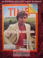TIME magazine August 31 1981 Aug 9/31/81 JOHN IRVING LIBYA California Medfly