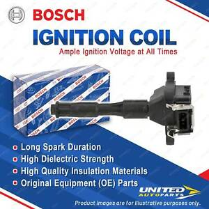 1 x Bosch Ignition Coil for BMW 3 Series 320 323 325 328 330 Z3 M3 E36 E46 840Ci