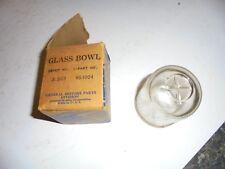 1929-36 Chevrolet Truck Fuel Pump Glass Bowl NOS 854004