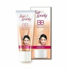 Fair and Lovely BB Cream foundation +fairness cream 5 x 18 gm pack free shipping