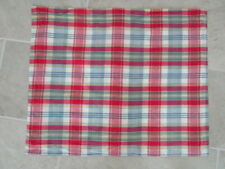 Ralph Lauren Chaps Plaid Standard Pillow Sham - Button back envelope style