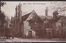 Sussex Postcard - Lewes: Southover Grange   MB1886