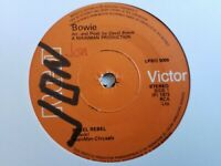 "David Bowie - Rebel Rebel 7"" Vinyl Single"
