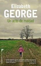 Un acto de maldad (Roca Editorial Criminal) (Spanish Edition)-ExLibrary