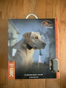 SportDOG Brand SDF-100C In-Ground Fence System For Dogs