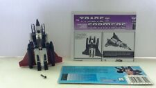 Transformers World's Smallest Transformers WST Ramjet Figure Complete