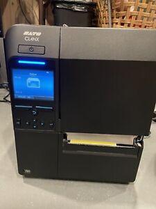 Used Sato CL4NX Thermal Label Printer